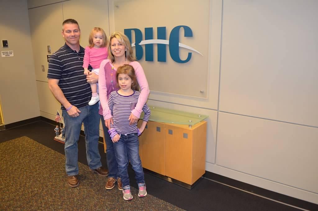 Abby Grace family
